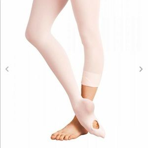 Tendu Convertible Ballet Tights Imported from UK